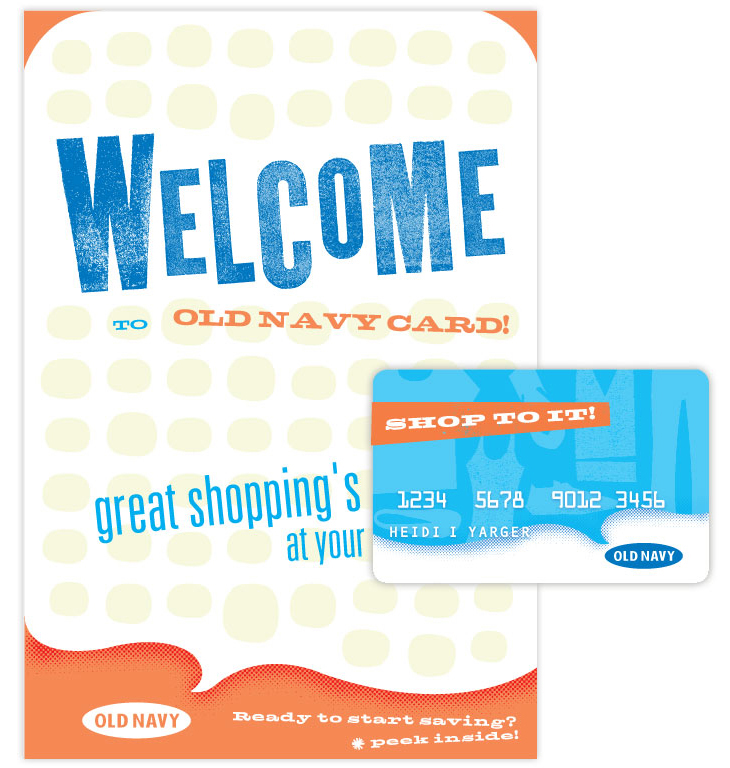 Application For Old Navy Credit Card