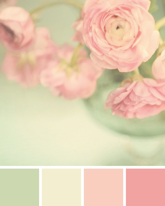 Design rules color maureen stevens - Complementary color of pink ...