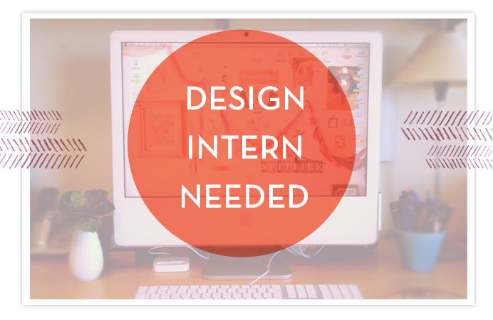 web design internship