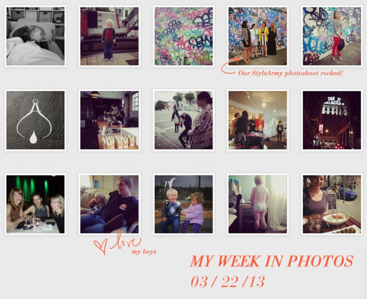 my week in photos