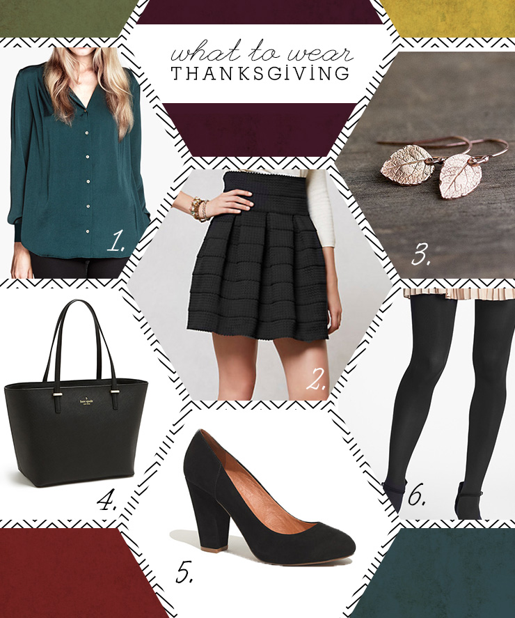 What To Wear, Thanksgiving Outfit Inspiration