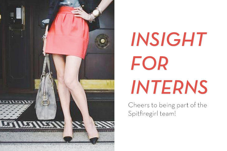 Spitfiregirl Design Intern Insight