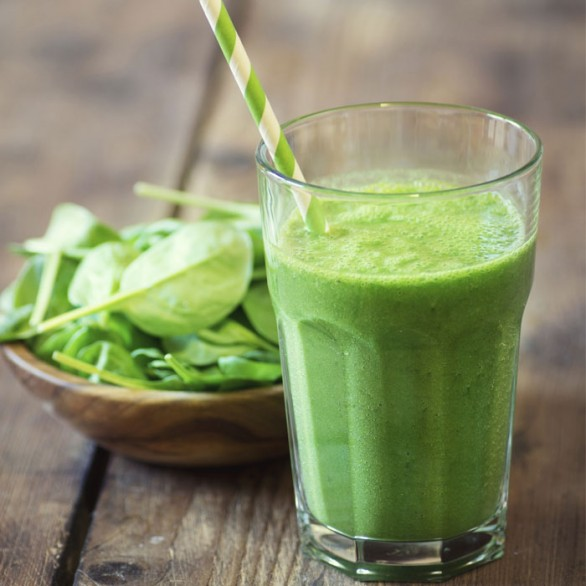 The Table Diaries: Jump On the Green Smoothie Train!